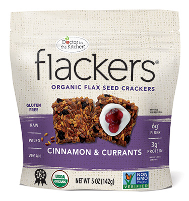 flackers cinnamon currants