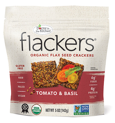 flackers Tomato and Basil